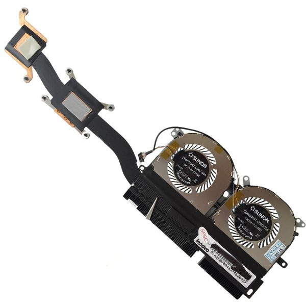 New Original CPU Cooling fan Heatsink For Lenovo ideapad YOGA 13 EG50040V1-C06C-S9A YOGA13 Cooler Radiators Cooling Fan