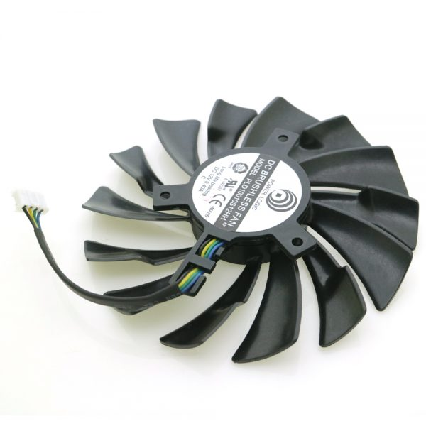 Free Shipping PLD10010S12HH 12V 0.40A 4Pin 95mm For MSI GTX1060 1070 AERO ITX Graphics Card Cooler Cooling Fan