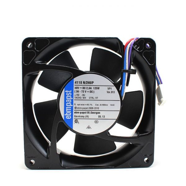 New original 4118N / 2H8P 12038 48V 2.6A high speed cooling fan
