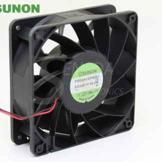 Original SUNON 120x38mm PSD2412PMB1 120mm 12cm DC 24V 19.5W server inverter axial Cooling Fans
