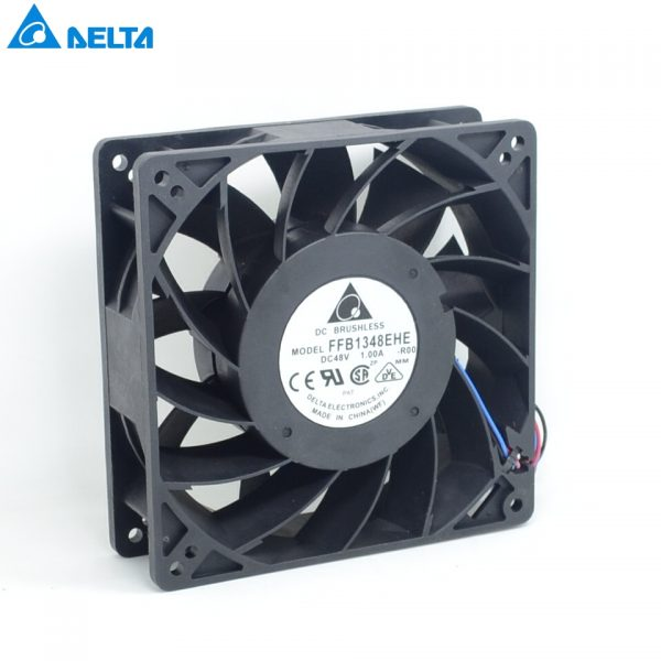 High quality 48V 1.0A FFB1348EHE-ROO 12038 large air flow frequency converter cooling fan Delta