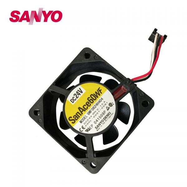 New and original waterproof 9WF0624H404 6025 24V 0.15A fan for 60*60*25mm