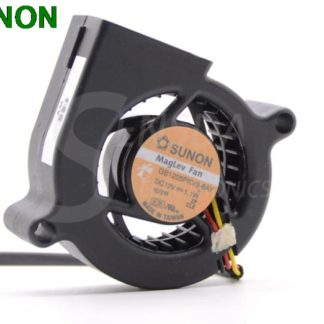 Original SUNON 5020 GB1205PKV3-8AY 12V 1.1W dc Blower Centrifugal Projector Cooling Fan