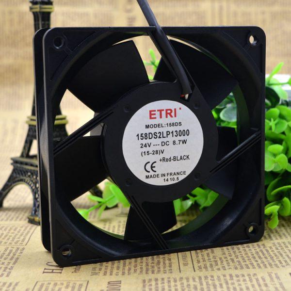 Free Delivery. 158 ds 2 lp13000 24 v 8.7 W 12032 12 cm inverter fan