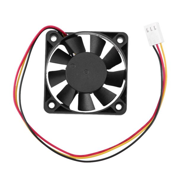 12V 3 Pin CPU 5cm Cooling Cooler Fan Heatsinks Radiator 50 x 50 x 10mm cooling fan for PC Computer