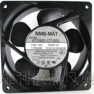 Free Delivery.4715MS-12T-B50 12038 12CM 115V 15.5 / 14.5W fan