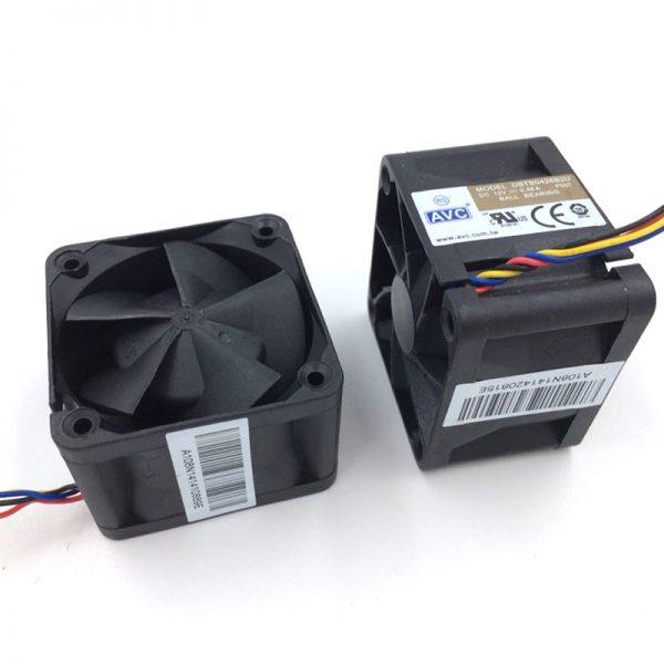 New original AVC DBTB0428B2U 12V 0.48A 4CM 4028 4line temperature control cooling fan