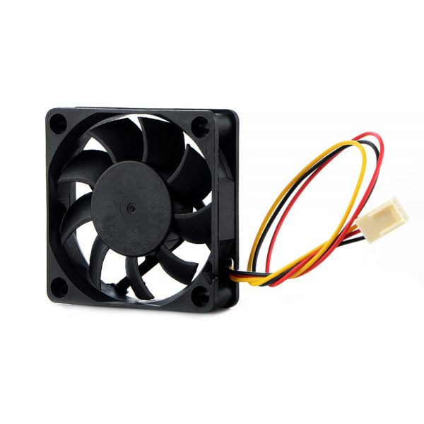 3Pin DC 12V 60*60mm Laptops Cooling Fans For Notebook Computer Cooler Fans Replacement Accessories P0.11