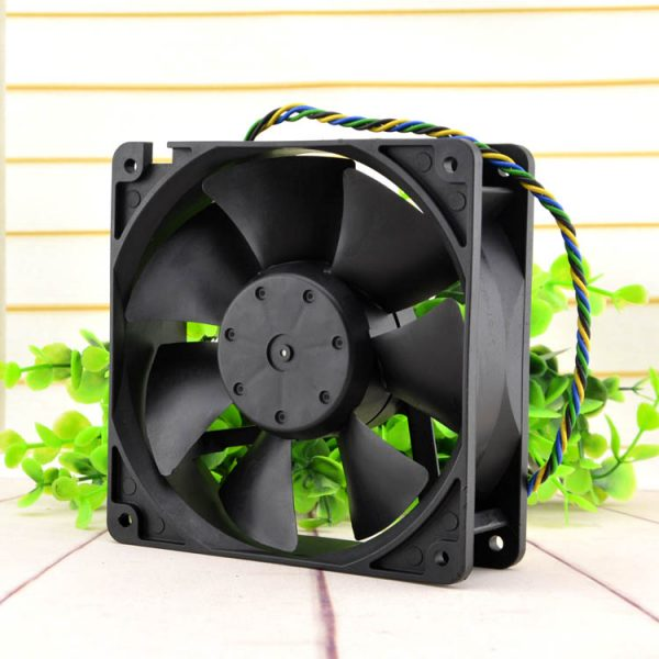 New original 4715KL-04W-B46 12V 0.90A 12038 12CM inverter fan