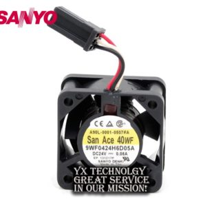 SANYO New and Original 9WF0424H6D05A 24V 0.08A Fanuc dedicated fan for 40 * 40 * 20mm