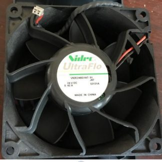 Nidec V92E24BS1A7-51 9cm DC 24V 0.42A 9238 Genuine Original 2 Wire Converter Cooling Fan