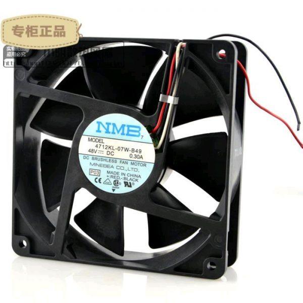 Free Delivery. 4712 kl - 07 w - B49 48 v 0.3 A 12 cm 12032 inverter case fans