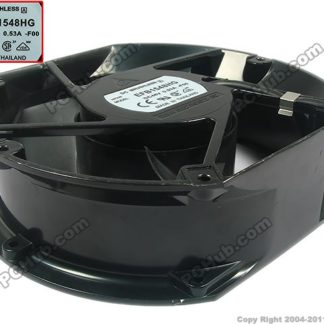 Delta EFB1548HG F00 DC 48V 0.53A 172x150x51mm Server Round fan