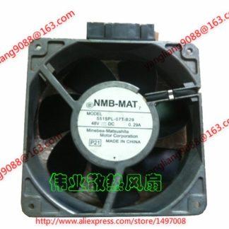 NMB-MAT 5515PL-07T-B29, P21 DC 48V 0.29A, 140x140x38mm Server Square fan
