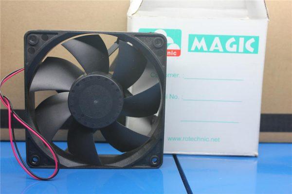 Original new MGA12024XB R-O38 12038 24V 0.34A inverter chassis small fan