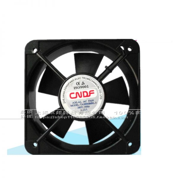 New original TA20060HBL-2 / -3 220V / 380V AC fan 200 axial fan cooling cabinet fan copper