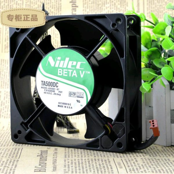 Free Delivery. New original 12738 A34362 48 v - 87 high temperature cooling fans P/N 930596