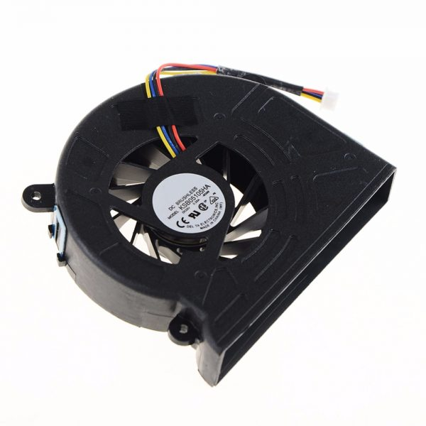 Notebook Laptops Replacements Cpu Cooling Fans Fit For ASUS G73 G73J G73JH G73JH-BST7 G53SW G73S KSB06105 Cooler Fan VCS61
