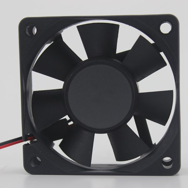 KD1206PHS2 12V 1.1W 6CM 6015 ultra-quiet chassis power supply fan