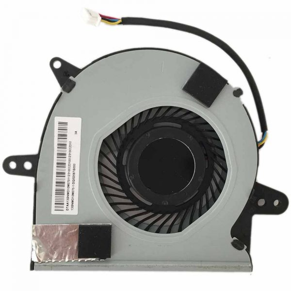 New Original laptop Cooler Radiator DC Brushless Cpu Cooling Fan For ASUS X401U X501U Free shipping