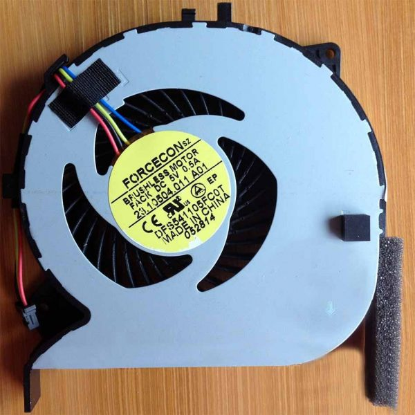 New Original Cpu Cooling Fan For Sony VPC EK EK25EC VPCEK-1117 VPCEK-111T DC Brushless Cpu Cooler Laptop Cooling Fan