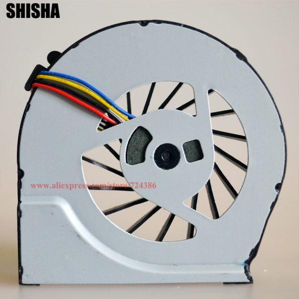 New Cooling fan for HP pavilion G6-2000 G7-2000 G6 G56 CPU cooler 100% Brand new original shisha G7 G6-2000 laptop cooling fan