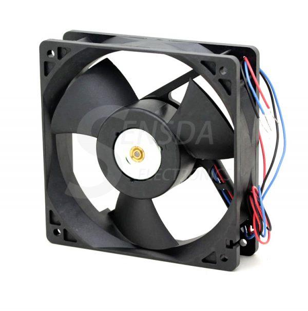 Delta EFB1248VHF DC 48V 0.33A 12032 3 lines -ROO -R00 12cm 120mm server inverter axial cooling fans blower