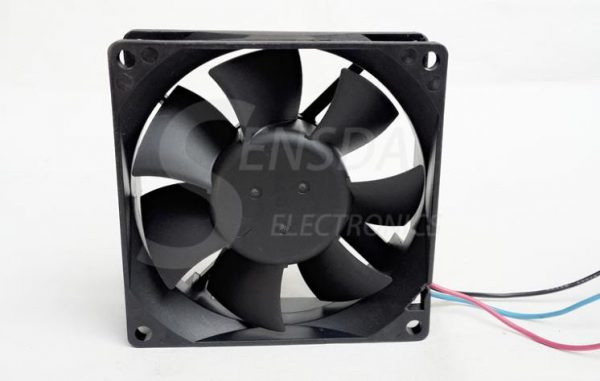 Delta AFB0824VH -R00 8025 8cm 80mm DC 24V 0.21A server inverter industrial axial cooling fans blower alarm signal