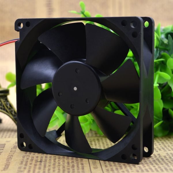 Free Delivery. 12 tu D09A - 03 inverter fan 12 v 0.2 A lifetime warranty