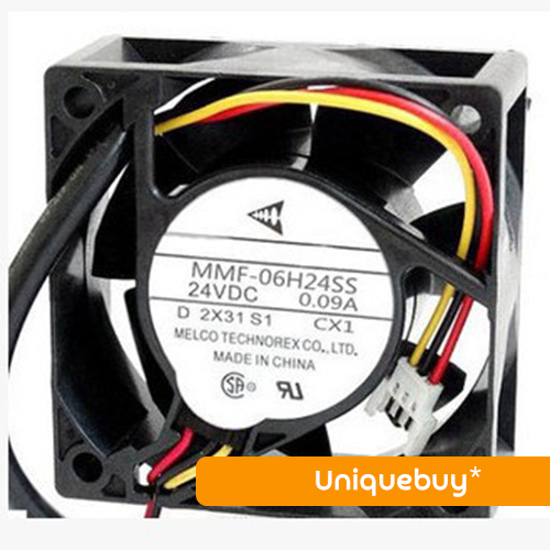 MMF-06H24SS 75NA inverter fan for Mitsubishi 24v 0.09A