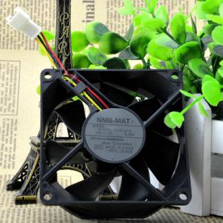 NMB 3110RL-04W-S19 DC 8025 12V 0.1A  80*80*25Cooling fan cooling fan