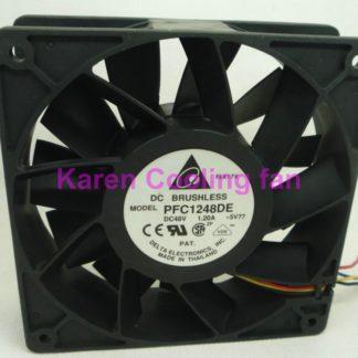DELTA 12CM PFC1248DE PFB1248UHE 12038 48V 1.2A 4WIER Cooling fan