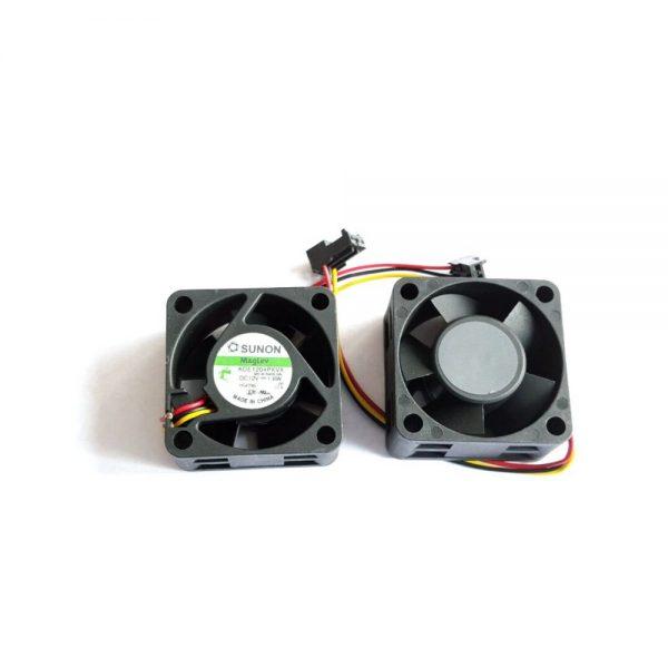 Free Shipping original SUNON KDE1204PKVX 40X40X20mm 12V 1.6W cooling fan