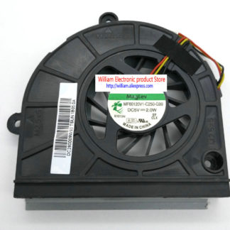 New Original MF60120V1-C250-G99 DC 5V 2.0W 3 Lines Laptop cooling fan FONSONING