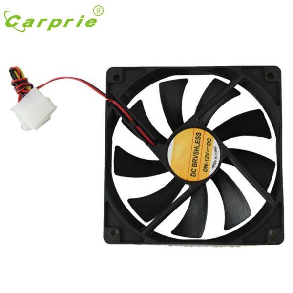 CARPRIE Cooling Fan Computer Case Cooler 12V 12CM 120MM PC CPU Cooler Mar17 MotherLander