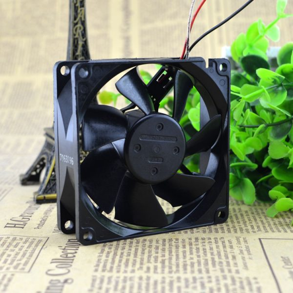 Free Delivery. 8025 8 cm 24 where v0. 24 a3110rl - 05 w - B79 double ball fan inverter/server
