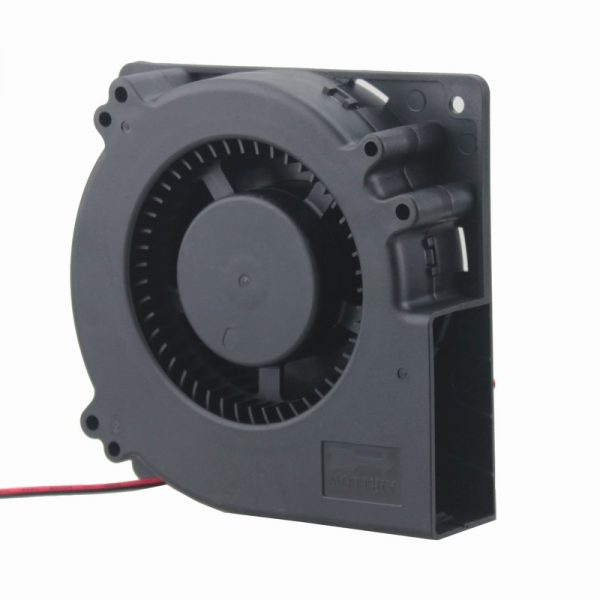 Gdstime 20 pcs 48V Dual Ball Bearing Blower Fan 120x120mm Brushless DC Cooling Fan 120mm x 32mm 0.35A 12cm High Airflow 2Pin