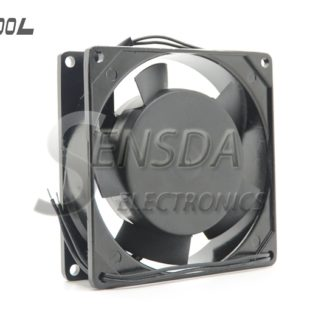 SXDOOL Original Axial fan 92*92*25mm 9025 9cm 90mm 2250RPM AC 220V Dual ball bearing industrial cooling fan