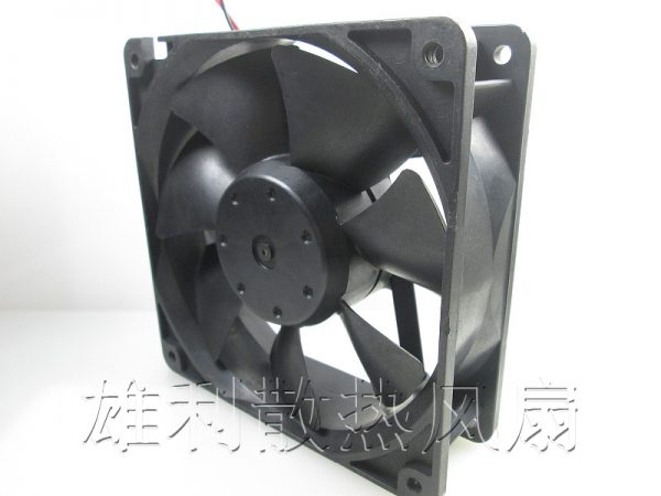 Free Delivery.4715KL-07W-B20 48V 0.15A original 120 * 120 * 38 two-wire axial fan
