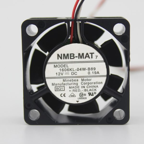 4015 1606KL-04W-B89 DC 12V 0.19A inverter waterproof fan