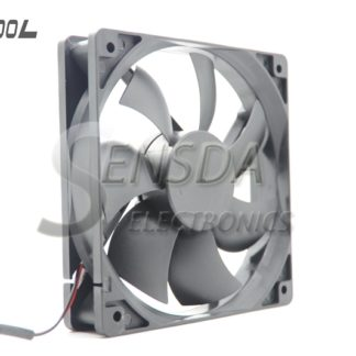 SXDOOL high quality axial DC fan 120x120x25 Cooler Cooling Fan 120*120*25 Genuine Power 12025 24V Radiator Fan