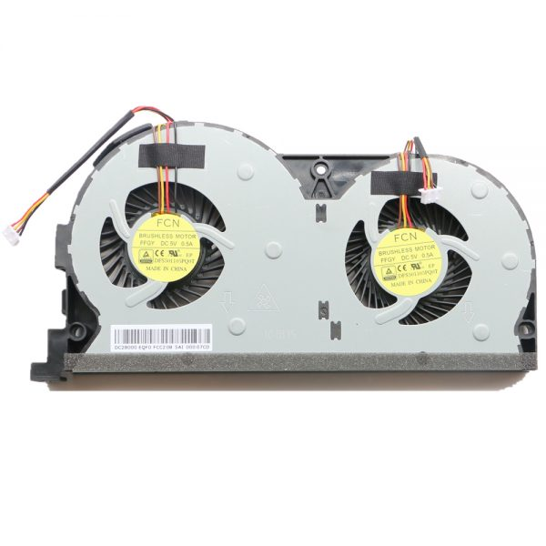New Original Cpu Fan For Lenovo Ideapad Y50 Y50-70 Y50-70AF Y50-80 Y50P-80 Cpu Cooling Fan