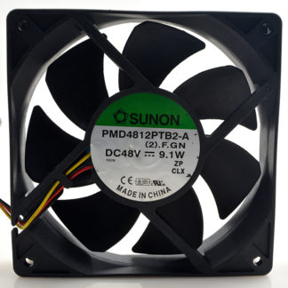 New original PMD4812PTB2-A 48V 9.1A 12CM 120 * 25mm cooling fan