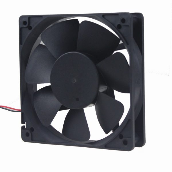 1Pcs Gdstime 48V 0.1A 12CM 120x120x25 120MM Brushless DC Cooling Axial Fan