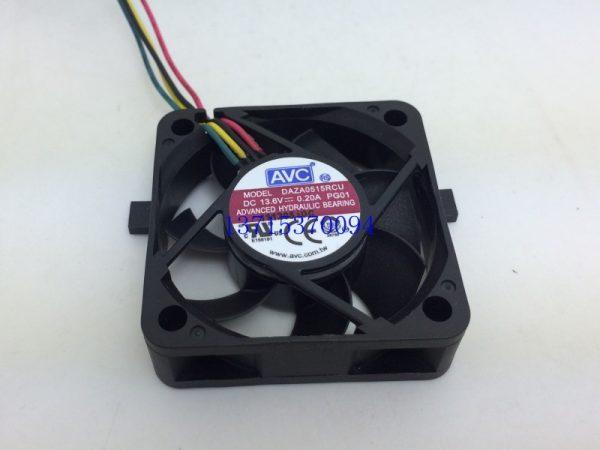 AVC DAZA0515RCU DC 13.6V 0.20A cooling fan