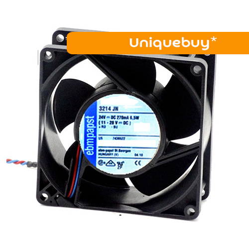 Ebmpapst 6.5W 3214JN 24V SIEMENS inverter cooling fan