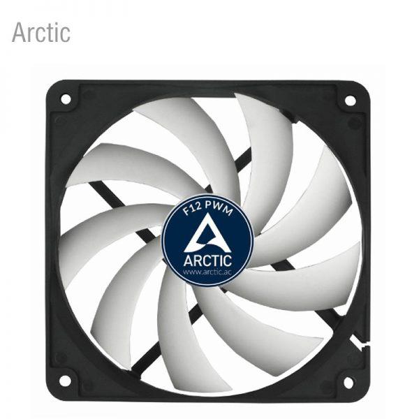 Arctic F12 PWM 4pin 12cm Cooler cooling fan 120mm CPU temperature control Computer Case fan