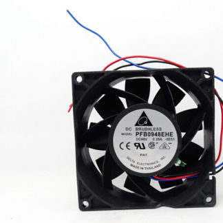 delta 90*90*38 48V 0.26A 9CM PFB0948EHE three line double ball server inverter fan