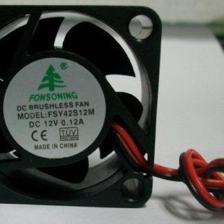 Delta PFB0412EHN 4CM 40MM DC 12V 0.72A industrial blower Server Inverter Cooling fans cooler