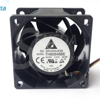 new Delta THB0648BE 6CM 6038 48V 0.41A 4 wire PWM server fans